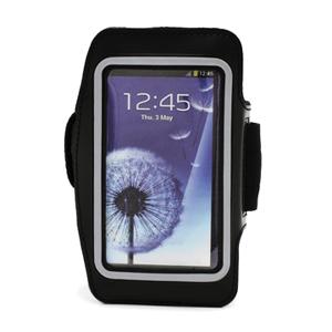 INCOVER Samsung Galaxy S4 Active Sportsarmbånd- Svart