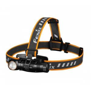 Fenix Lighting LLC Fenix Hodelykt HM61R LED Sort