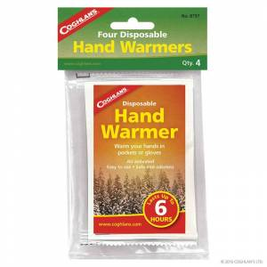 Coghlan's Disposable Hand Warmers - 4-pack