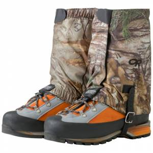 Outdoor Research Rocky Mountain Low Gaiters Beige