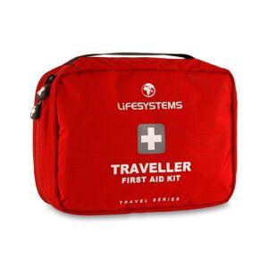Lifesystems First Aid Traveller Rød