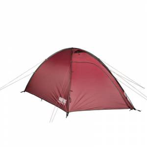 Urberg 3-person Dome Tent Rød