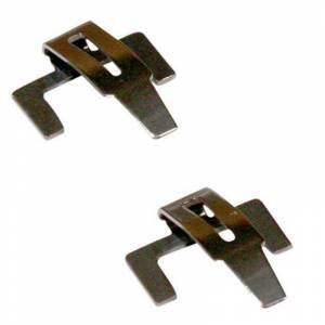 Black Diamond STS Tail Clips Metall