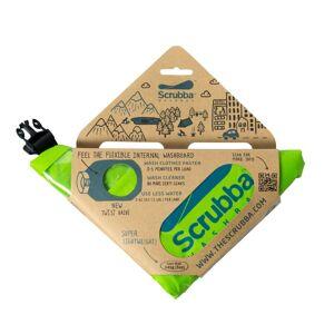 Scrubba Wash Bag Grønn