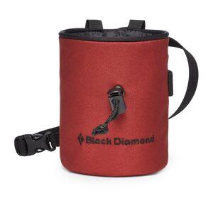 Black Diamond Mojo Chalk Bag Rød