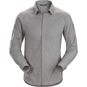 Arc'teryx Elaho Ls Shirt Men's Grå