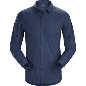 Arc'teryx Elaho Ls Shirt Men's Blå