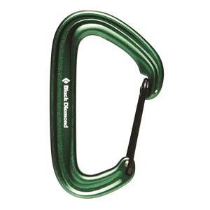 Black Diamond LiteWire Carabiner Grønn