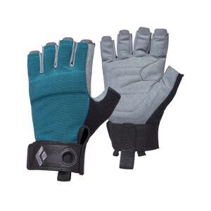 Black Diamond Women's Crag Half-Finger Gloves Blå
