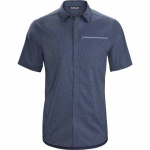 Arc'teryx Kaslo Shirt SS Men's Blå