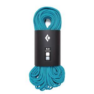 Black Diamond 8.5 Dry Climbing Rope Blå