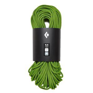 Black Diamond 9.4 Dry Climbing Rope Grønn