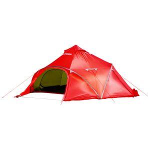 Bergans Wiglo® Lt 4-pers Tent Rød