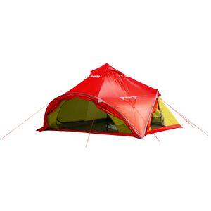 Bergans Wiglo® Lt 6-pers Tent Rød