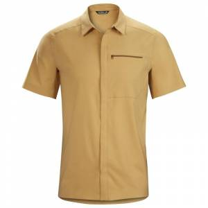 Arc'teryx Skyline SS Shirt Men's Gul