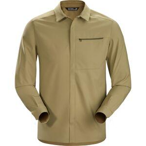 Arc'teryx Skyline LS Shirt Men's Beige