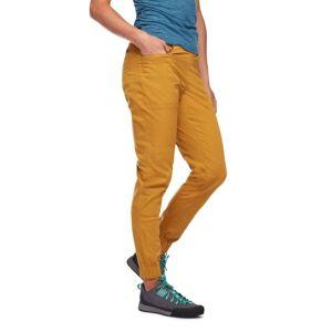 Black Diamond Women's Notion SP Pants Oransje