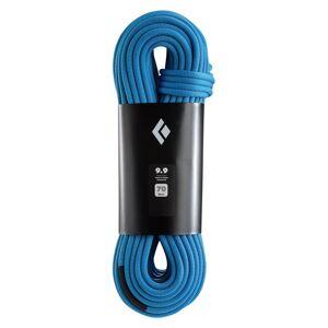 Black Diamond 9.9 Climbing Rope 70m Blå
