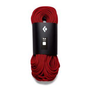 Black Diamond 9.6 Rope 80m Rød