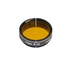 "Astro Dark Yellow Fargefilter 1,25"""