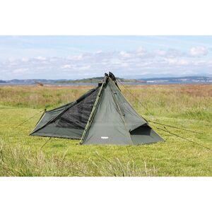 DD Hammocks SuperLight Tarp Tent telt, grønn