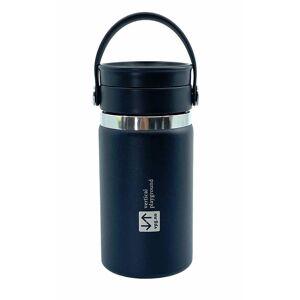 Hydro Flask 12 oz Wide Coffee Flex Sip black med VPG-logo
