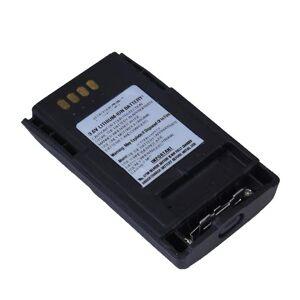 Motorola Tetra MTP800 Batteri till Komradio