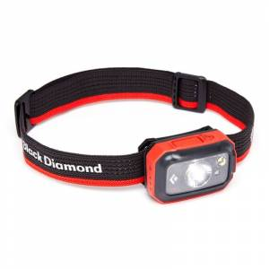 Black Diamond ReVolt 350 Headlamp Röd