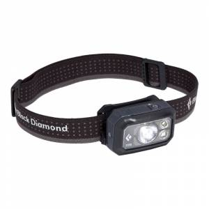 Black Diamond Storm 400 Headlamp Grå