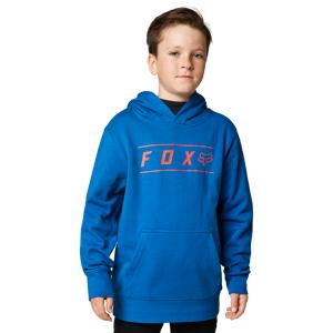 FOX Hættetrøje FOX Pinnacle PO Fleece Junior, Royal Blå