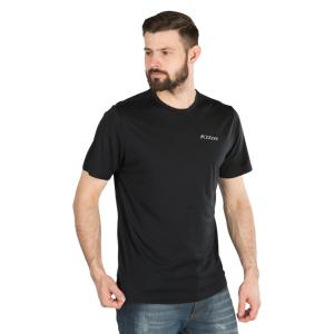 KLIM T-Shirt Klim Teton Merino Wool, Sort