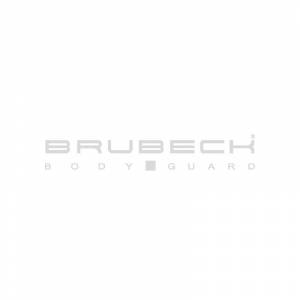 Brubeck T-shirt mænd dynamic outdoor-AT-Grey-S