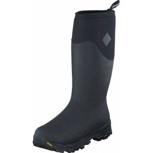 Muckboot Arctic Sport Grip Hi Black, Sko, Støvler og Støvletter, Højskaftede gummistøvler, Sort, Herre, 41