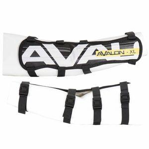 Avalon Armbeskytter X-Large 32,5 Cm - Rød