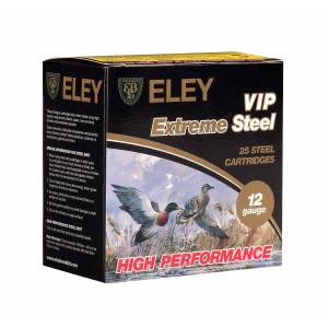 Eley Vip Extreme Steel 12/70 32 Gram 450 M/sek (Skal Afhentes I Butikken)-1