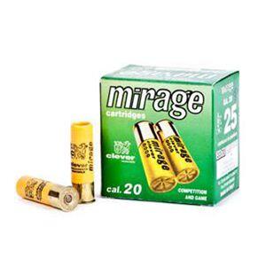 Gram Mirage T3 steel 24 gram 16/70 str 3 (skal afhentes i butikken)
