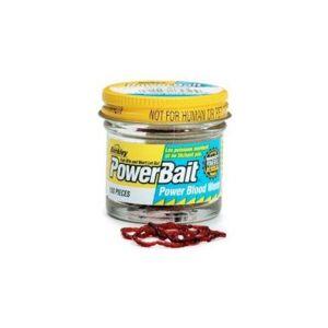 Berkley Powerbait Blood Worm