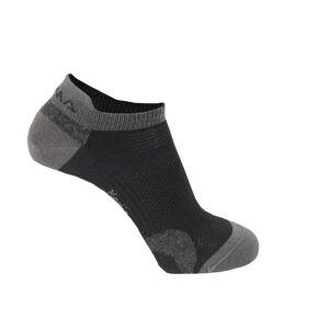Aclima Ankle sokk, Jet Black - 2pk