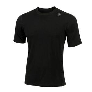 Aclima LightWool T-skjorte Classic, Jetblack - herremodell