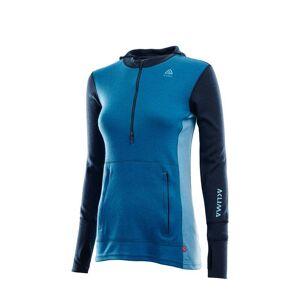 Aclima WarmWool Hood Sweater w/Zip (W), hettegenser til dame