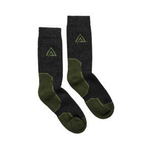 Aclima WarmWool sokk, olive night