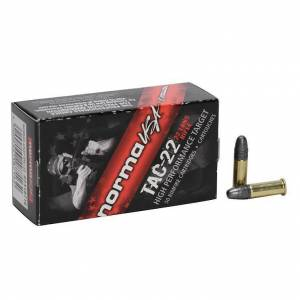 Norma Tactical .22lr High Performance