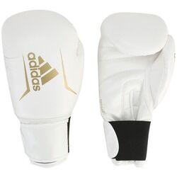 adidas Luvas de Boxe adidas Speed 50 Plus - 12 OZ - Adulto - BRANCO