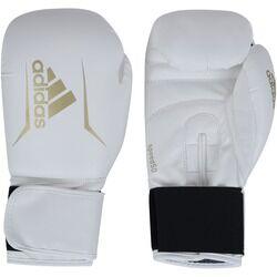 adidas Luvas de Boxe adidas Speed 50 Plus - 16 OZ - Adulto - BRANCO