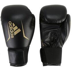 adidas Luvas de Boxe adidas Speed 50 Plus - 16 OZ - Adulto - PRETO/OURO