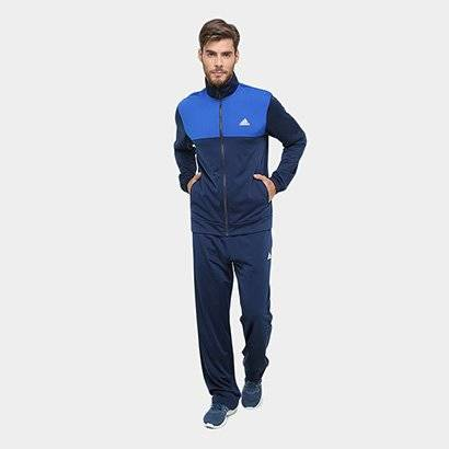 Agasalho Adidas Back 2 Basics Masculino - Masculino