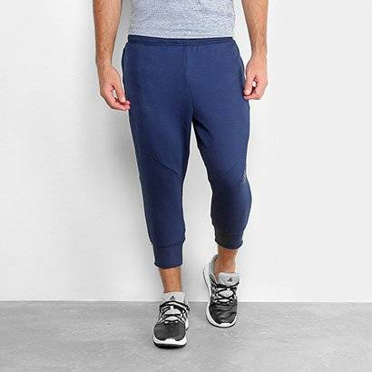 Calça Adidas 3/4 Climacool Masculina - Masculino