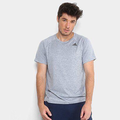 Camiseta Adidas Mc D2M Masculina - Masculino