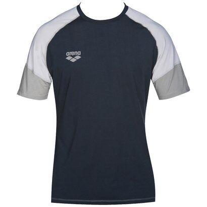 Camiseta Masc Arena  Tech Ss Ragllan Tee - Masculino