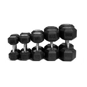 Abilica HexDumbbells 2x27,5 kg (Håndvægte)